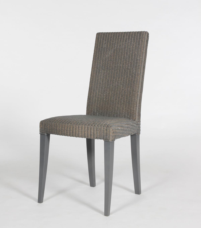 "Chaise ""Maia"" Lloyd Loom"