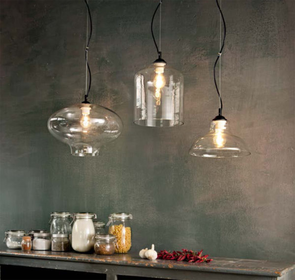 luminaires bistro Ideal Lux