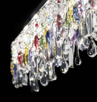 Suspension Giada Color de Ideal Lux