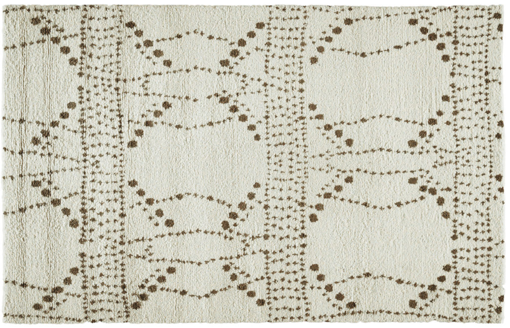 Tapis Saba collection Toulemonde Bochart