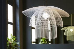 luminaire maison forestier - papillon