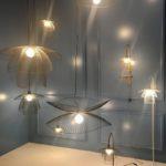 lampes Libellule et Papillon de Forestier