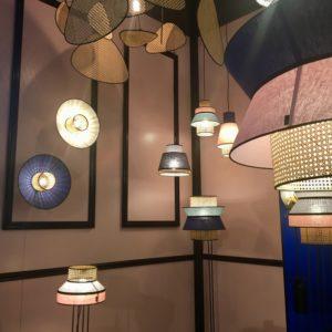 lampe Singapour de Market Set