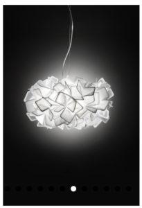 Lampe Clizia de Slamp