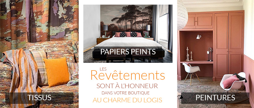 Pensez Aux Revetements Pour Votre Decoration Interieure Charme Du Logis Quimper