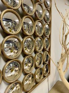 Miroir Asiatides